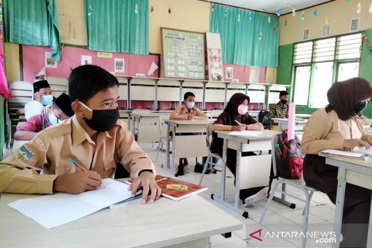 SD-SMP di Kabupaten Batanghari mulai laksanakan PTM di sekolah