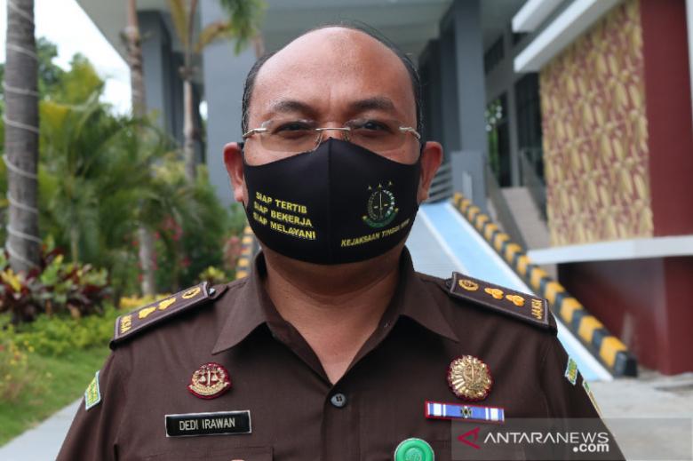 Kejati NTB tetapkan Wabup Lombok Utara tersangka